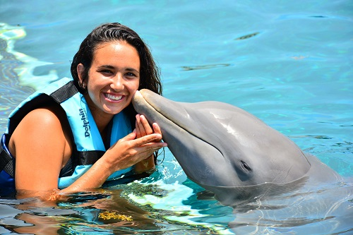 Dolphin Swim Isla Mujeres