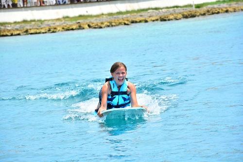 Dolphin Swim Puerto Aventuras