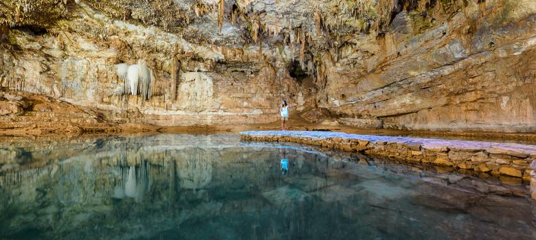 Cenote & Samula